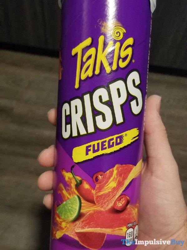 Takis Fuego Crisps