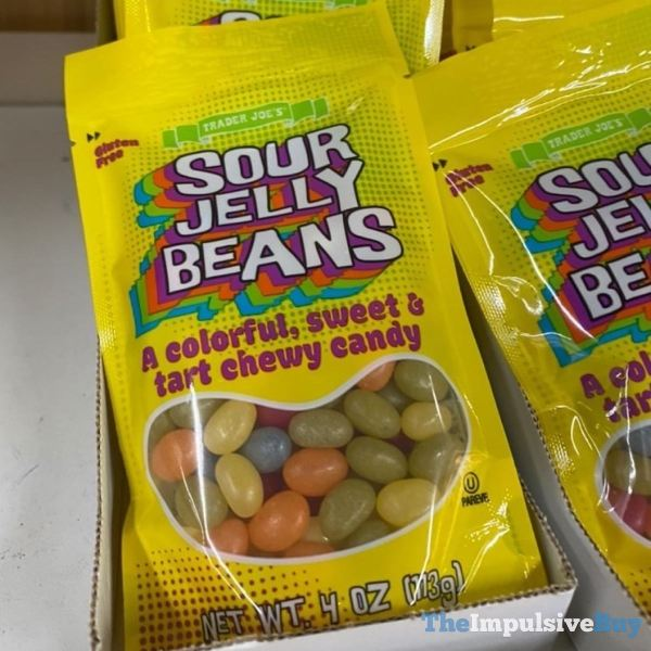 Trader Joe s Sour Jelly Beans