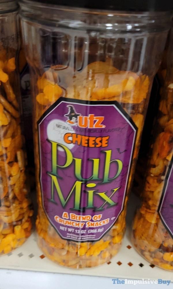 Utz Halloween Cheese Pub Mix