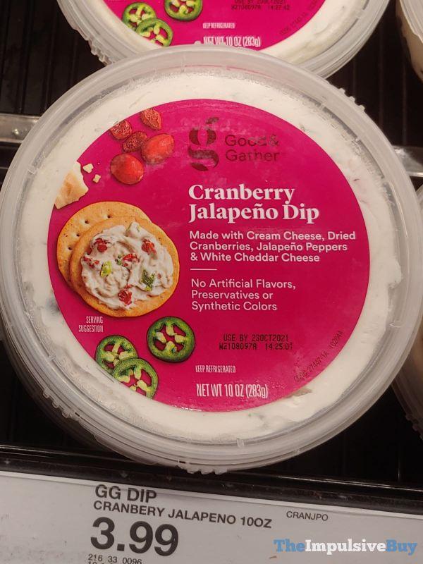 Good  Gather Cranberry Jalapeno Dip