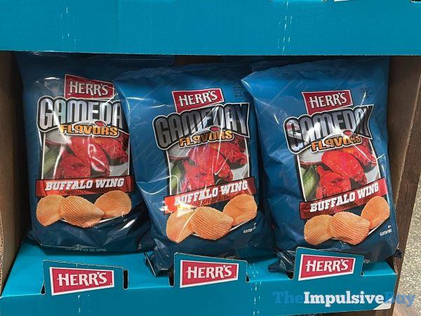 Herr s Gameday Buffalo Wing Potato Chips