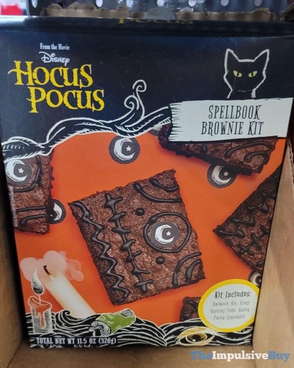 Disney Hocus Pocus Spellbook Brownie Kit