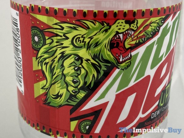 Mtn Dew Uproar Lion