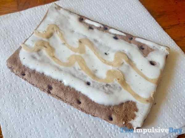 Frosted Mocha Latte Pop Tarts Whole