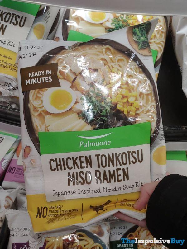 Pulmuone Chicken Tonkotsu Miso Ramen