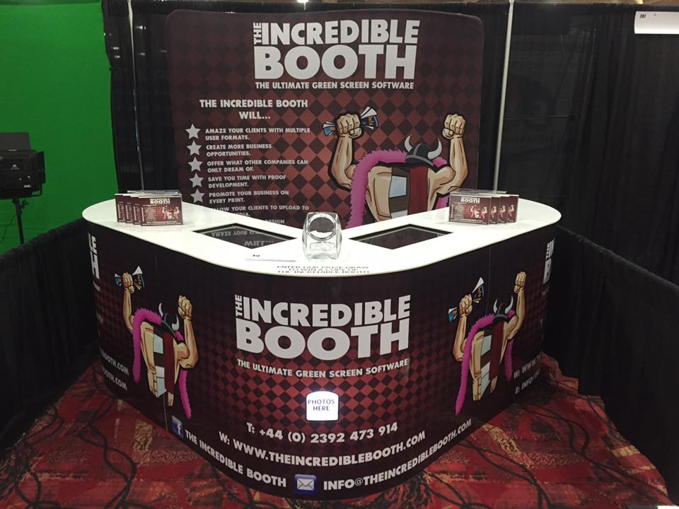 Greenscreen Photo Booth Software - The Incredible Booth™