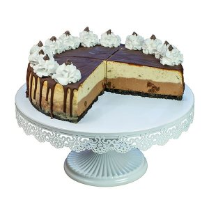 Chunky Monkey Cheesecake