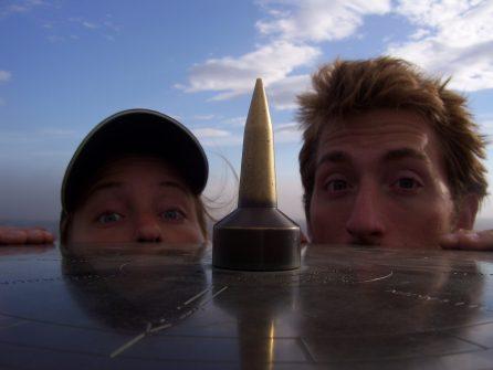 Ashleigh and Nathanael, Skaftafell, Iceland