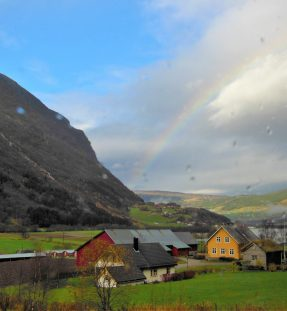 My five favourite things in Norway!