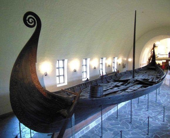 Viking Ship Museum, Oslo, Norway