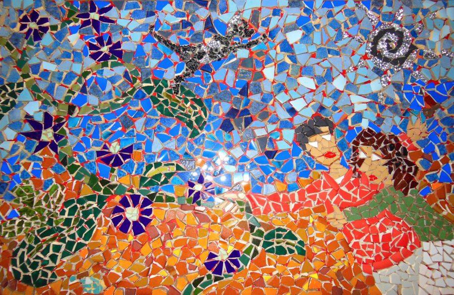 Mosaic, Denmark