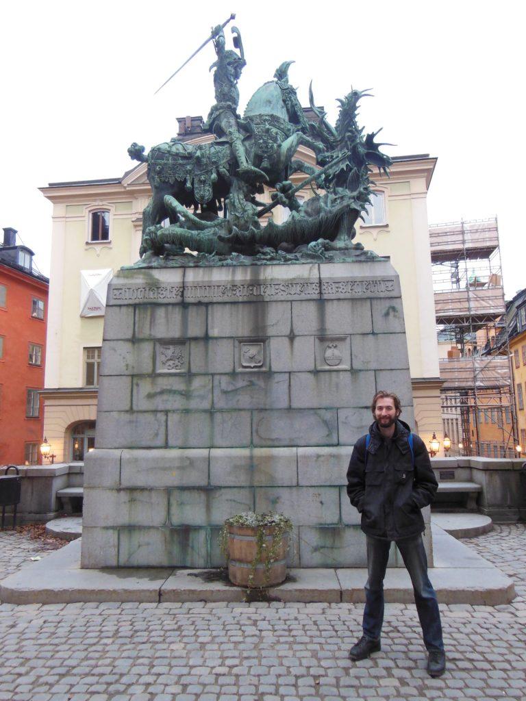 St.George, Stockholm, Sweden