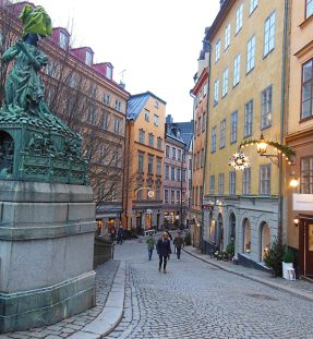 Stockholm, Venice of the North