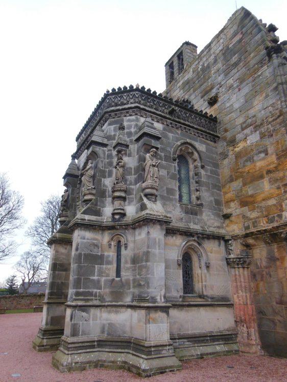 Rosslyn gate