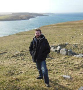 Where the Shetland Ponies Play