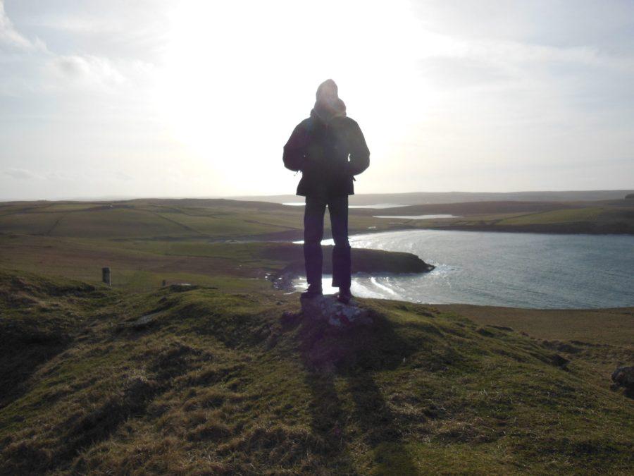Underhoull Broch, Unst, Shetland