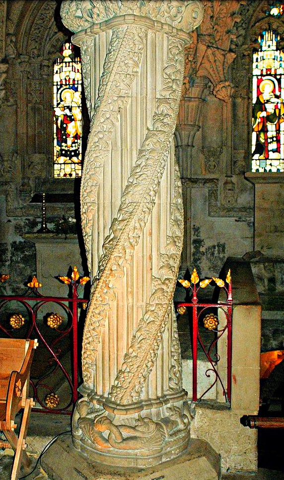 The Apprentice's Pillar