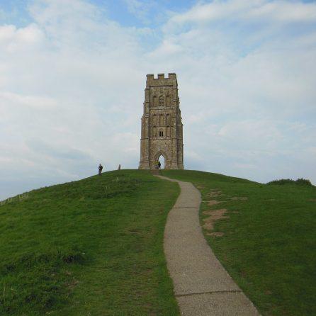 Glastonbury Tor, England