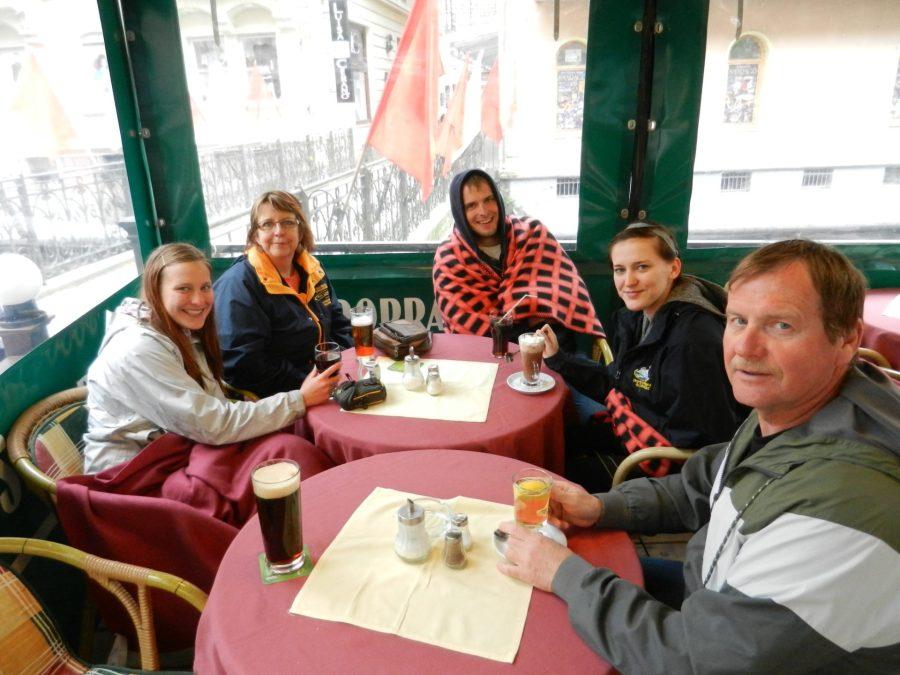 The Westphals, Karlovy Vary