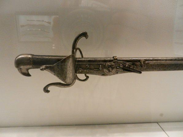 A real gun-blade!