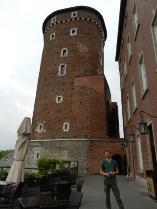 Wawel tower