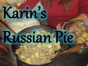 Karin's Russian Pie