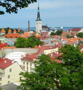 Tallinn, a City of Medieval Enchantment