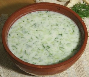 Yogurt Soup, Ayran