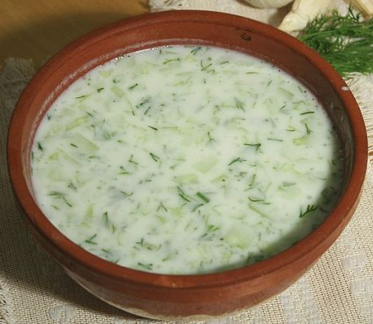Yogurt Soup, Ayran