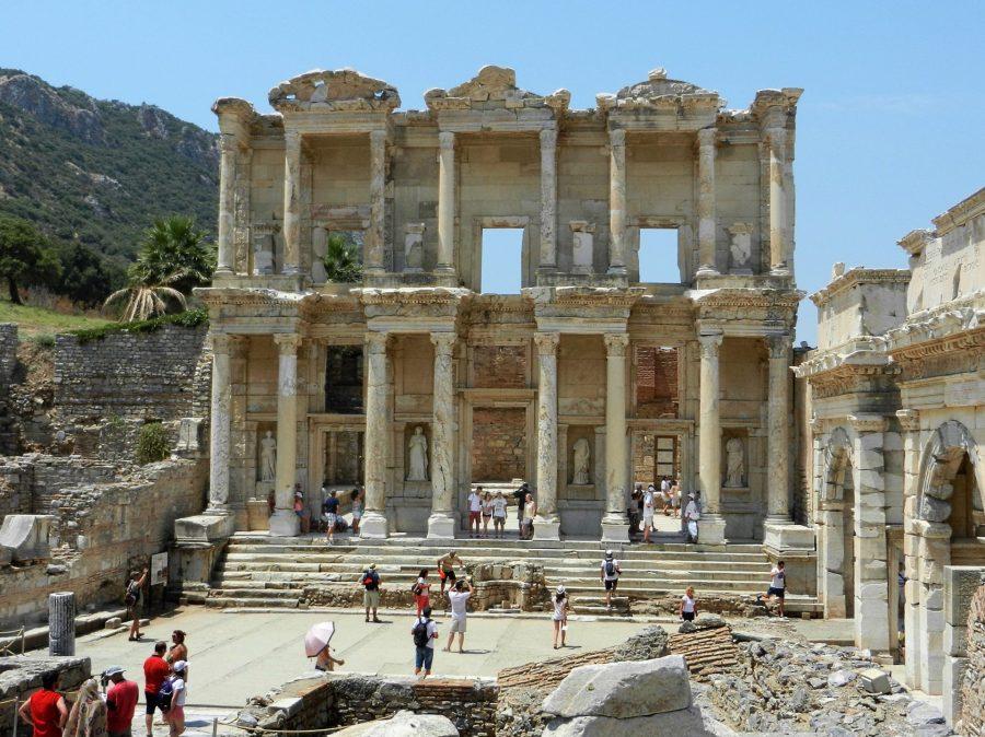 Library Ephesus, Turkey