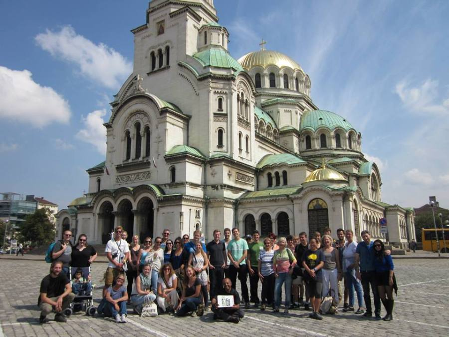 Free Walking tours, Sofia