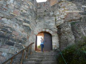 Roman gateway