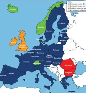 Schengen Area… confused?