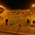 Ashleigh, Széchenyi Bath Spa, Budapest, Hungary