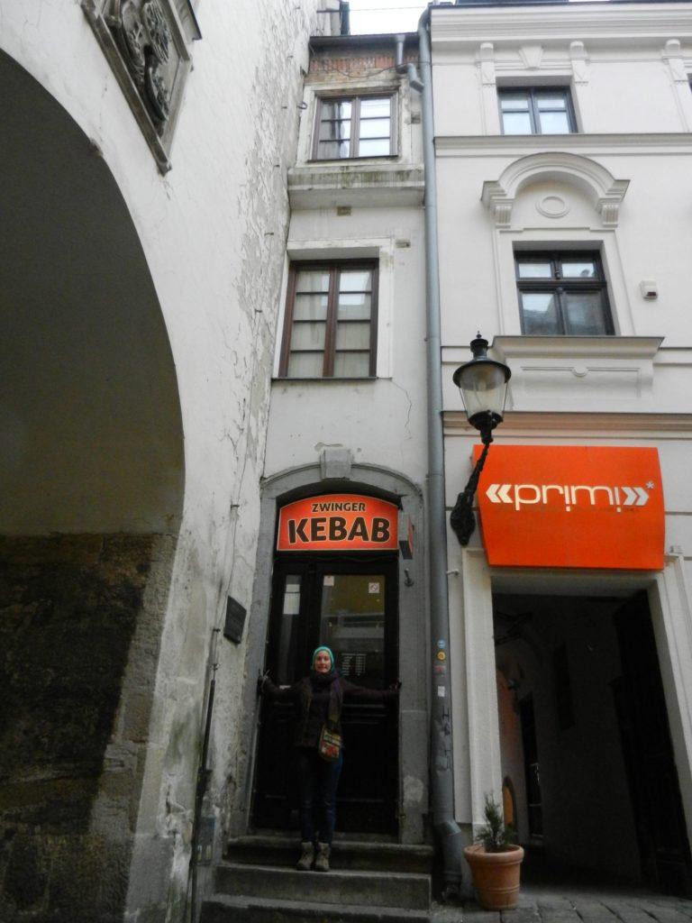 Narrowest House, Bratislava, Slovakia