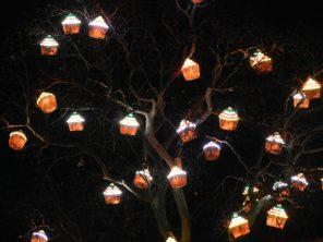 Cupcake tree! Vienna, Austria
