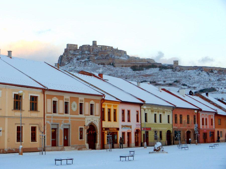 Spisske Podhradie and Castle, Slovakia