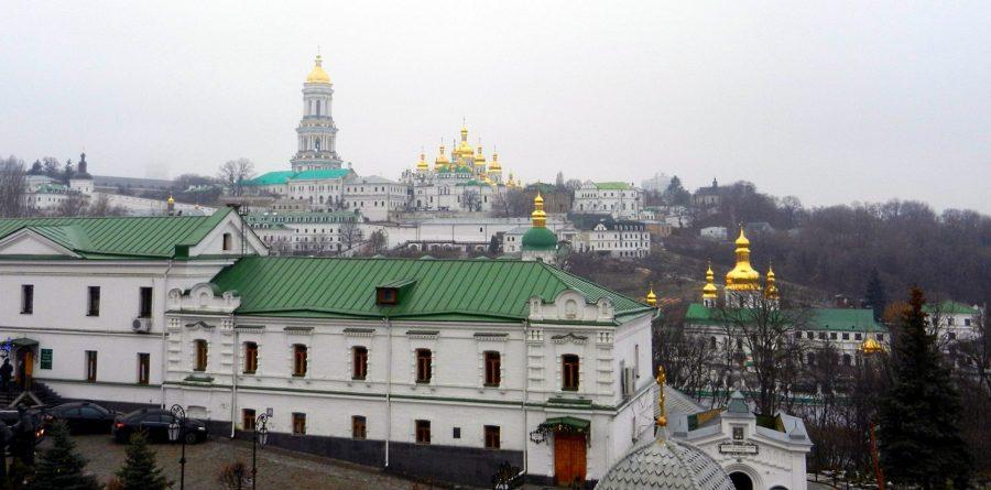 Cave Monastery, Kiev, Ukraine