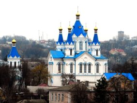 Church of St. George, Kamyanets-Podilsky, Ukraine