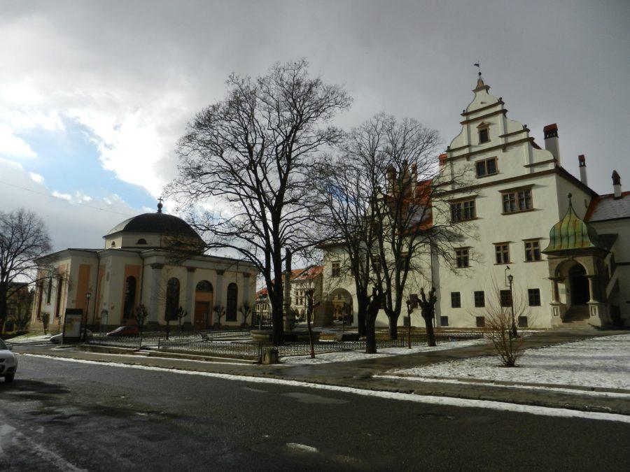 Old town of Levoča, Slovakia