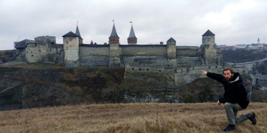 Kamyanets-Podilsky Fortress, Ukraine