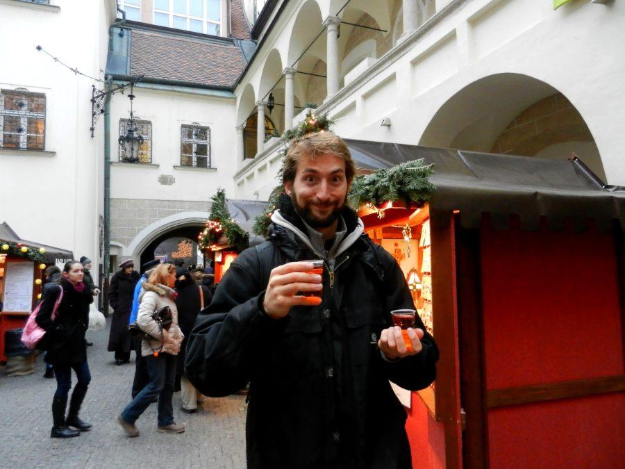 Nathanael in Bratislava, Slovakia