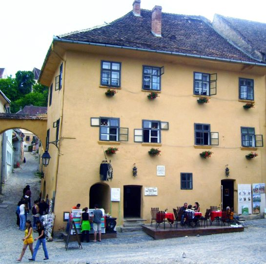 Vlad Dracul's House