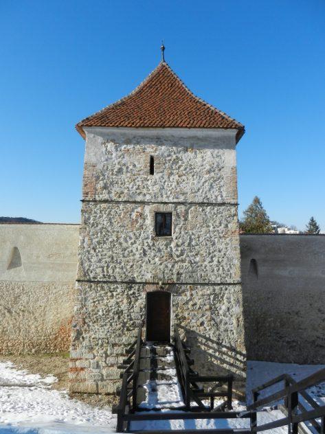 Lemnarului Tower, Brasov, Transylvania, Romania