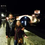 Ashleigh, Nathanael, Mostar Bridge, Bosnia