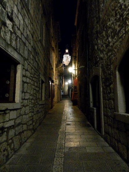 Korčula, Dalmatia, Croatia