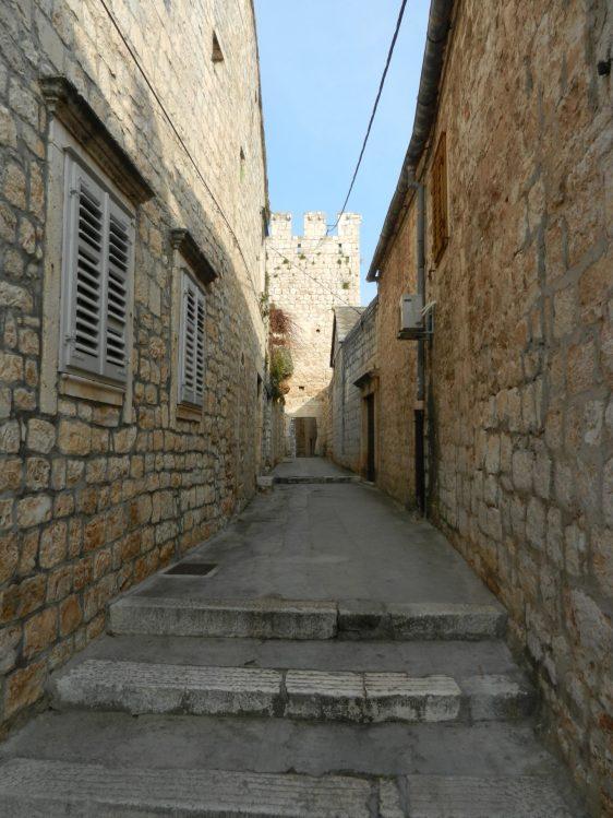 Hvar, Dalmatia, Croatia