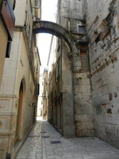 Alleyway, Split, Croatia