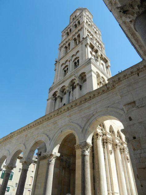 St. Domnius Bell Tower, Split, Croatia