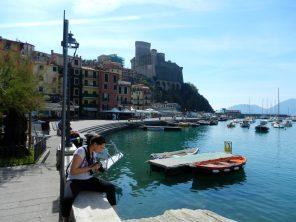 Katrina in Lerici, Italy